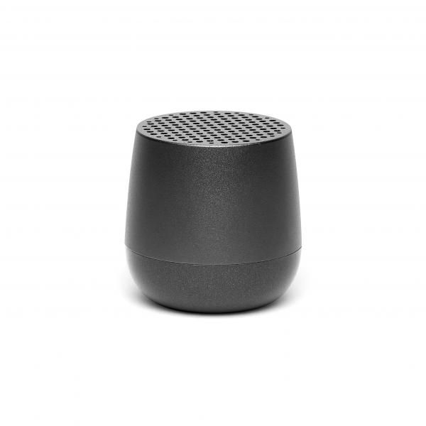 MINO+ Wirelessly rechargeable Bluetooth speaker Electronics & Technology Other Electronics & Technology Computer & Mobile Accessories New Arrivals EMS1087-DGY-LX-01