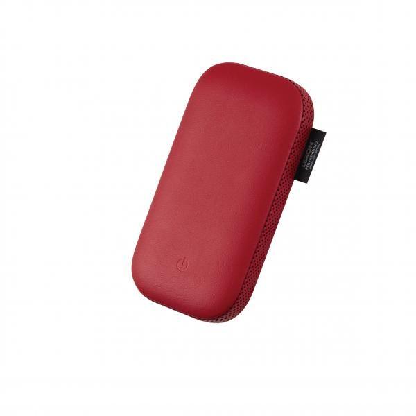 POWERSOUND Wireless powerbank w/ 360° BT speaker Electronics & Technology Other Electronics & Technology New Arrivals EMO1138-RED-LX-01