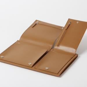 "FLAT 14"" LAPTOP BRIEF Computer Bag / Document Bag Bags New Arrivals TDB1031-BRW-LX-01"