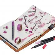 Troika Bullet Journal Notebooks / Notepads Other Office Supplies btj36br-5