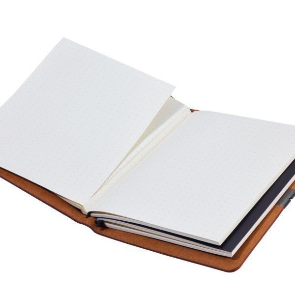 Troika Bullet Journal Notebooks / Notepads Other Office Supplies btj36br-3