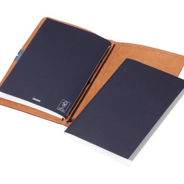 Troika Bullet Journal Notebooks / Notepads Other Office Supplies btj36br-2
