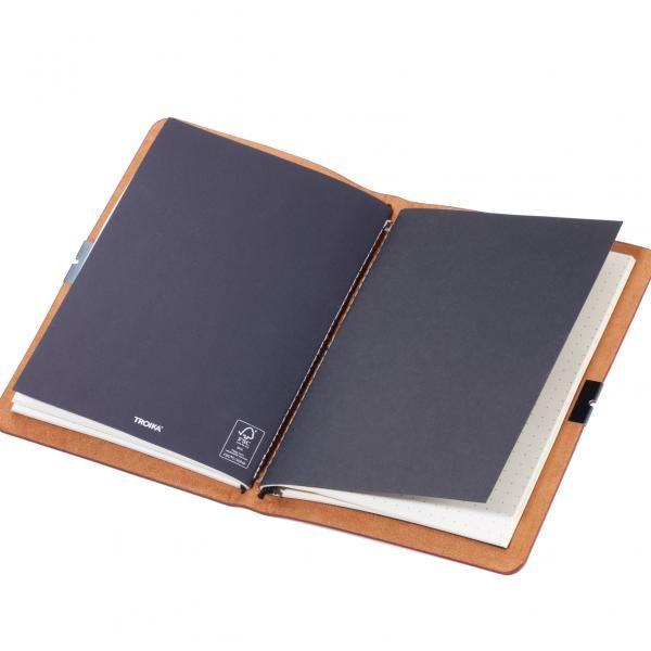 Troika Bullet Journal Notebooks / Notepads Other Office Supplies btj36br-1