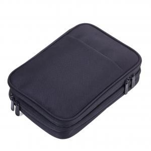"""Troika Cable organizer """"CONNECTED"""" Small Pouch Bags cbo30bk"""