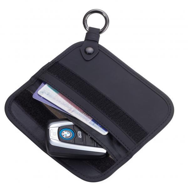 Troika Car Key Case Pro Small Pouch Other Bag Bags ckc10bk-2