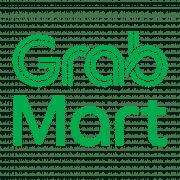 Grab Gift  Voucher New Arrivals GrabMart_Final_Logo_CMYK_green_Vertical-01