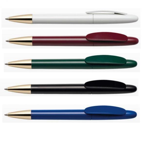 IC400 - C GOLD Plastic Pen Office Supplies Pen & Pencils 1112a