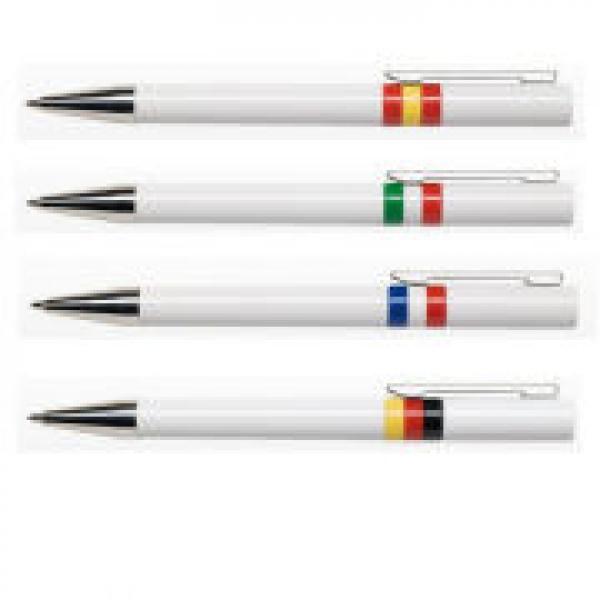 ET900 - FLAG Plastic Pen Office Supplies Pen & Pencils 116a