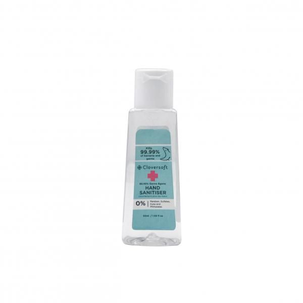 Cloversoft Hand Sanitizer (50ml) Personal Care Products New Arrivals Other Personal Care Products IMG_2809-01