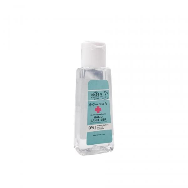 Cloversoft Hand Sanitizer (50ml) Personal Care Products New Arrivals Other Personal Care Products IMG_2810-01