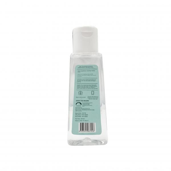 Cloversoft Hand Sanitizer (50ml) Personal Care Products New Arrivals Other Personal Care Products IMG_2813-01