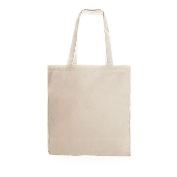 Canvas Tote Bag Tote Bag / Non-Woven Bag Bags New Arrivals TNW1018-BEI