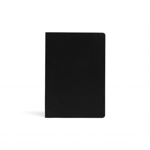 Karst A5 Softcover Notebook  Office Supplies Notebooks / Notepads Other Office Supplies New Arrivals Karst-SC-Notebook-Cover-Black-LR