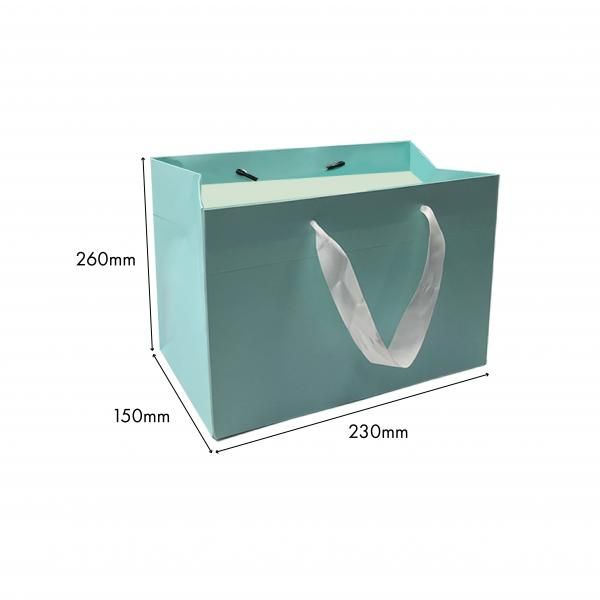 Small Paper Bag New Arrivals Festive Products Food & Catering Packaging Others Food Packaging Turqouise-SmallPaperbag