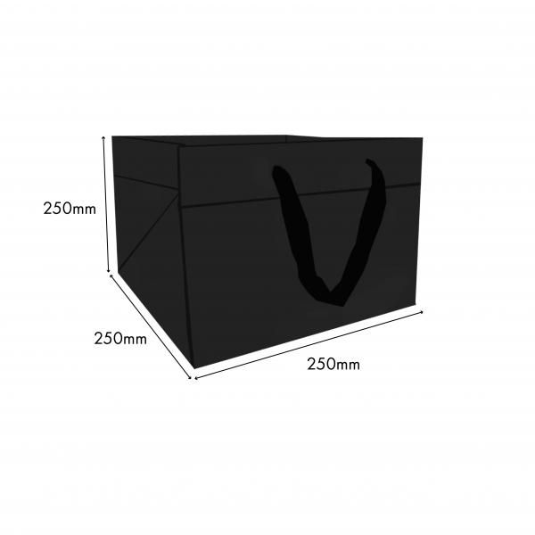 Large Paper Bag New Arrivals Festive Products Food & Catering Packaging Others Food Packaging Black-BigPaperBag