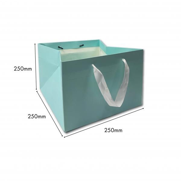 Large Paper Bag New Arrivals Festive Products Food & Catering Packaging Others Food Packaging Turquoise-BigPaperBag