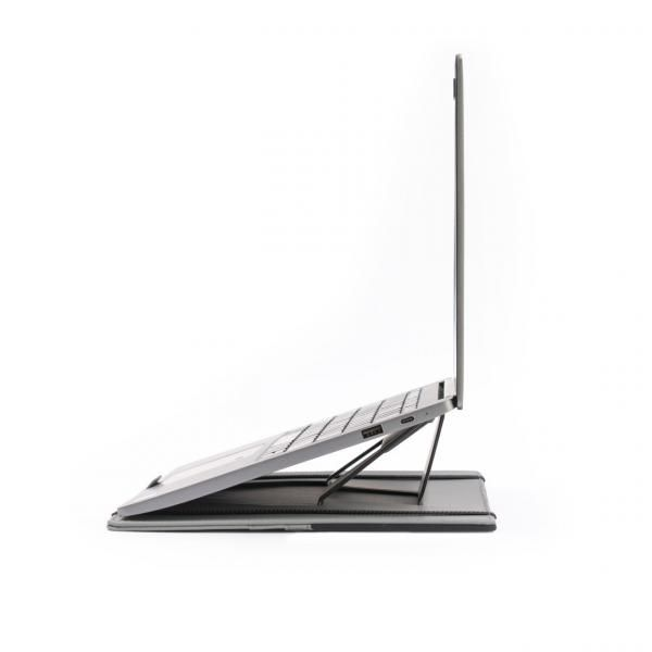 Brand Charger Clipboard Electronics & Technology Computer & Mobile Accessories Gadget New Arrivals BrandchargerClipboardLaptopstandsideview