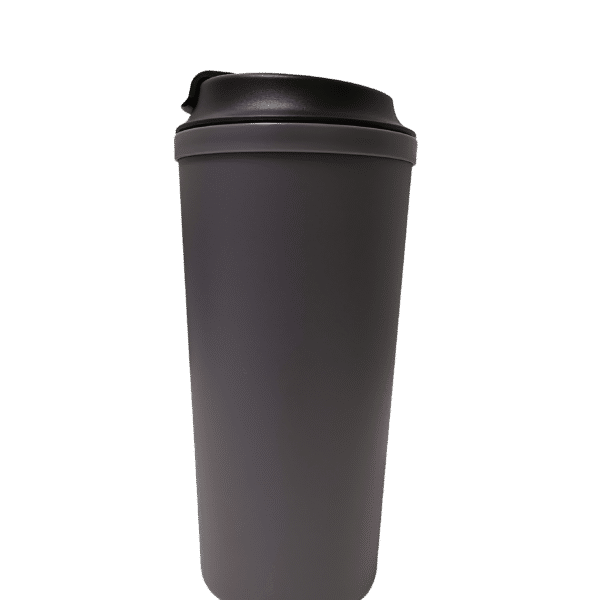 Artiart Suction Café Plus Mug (Non-Thermal) Household Products Drinkwares New Arrivals Grey-600x800