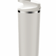 Artiart Suction Antelope Bottle (Stainless Steel) Household Products Drinkwares New Arrivals AntelopeWhiteGreySide