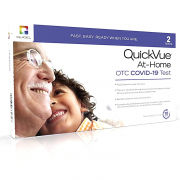 Quidel QuickVue At-Home OTC COVID-19 Test (2 Tests / kit) Personal Care Products New Arrivals Other Personal Care Products 71y6jLfWESS._SL1500_