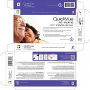 Quidel QuickVue At-Home OTC COVID-19 Test (2 Tests / kit) Personal Care Products New Arrivals Other Personal Care Products 91l4mxUmfTS._SL1500_