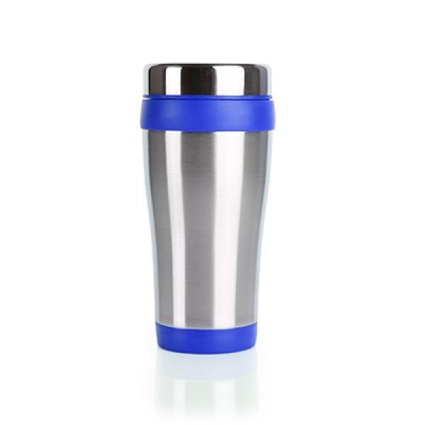 Blue Monday Travel Tumbler Household Products Drinkwares Best Deals CLEARANCE SALE NATIONAL DAY Back To School Productview11683