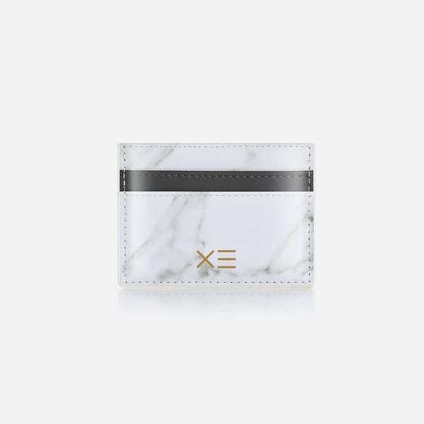 Marlea Card Holder - White Small Leather Goods Office Supplies Leather Holder Other Leather Related Products Other Office Supplies Other Office Supplies Productview11677