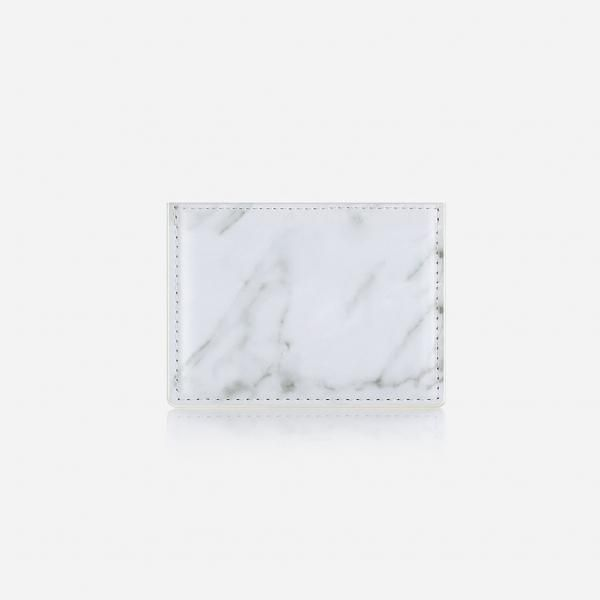 Marlea Card Holder - White Small Leather Goods Office Supplies Leather Holder Other Leather Related Products Other Office Supplies Other Office Supplies Productview21677