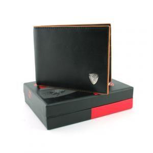 Lamborghini Vaiola Man Wallet Small Leather Goods Leather Holder Lam9816210