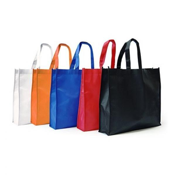 Landscape Non-Woven Bag Tote Bag / Non-Woven Bag Bags RACIAL HARMONY DAY TNW1001