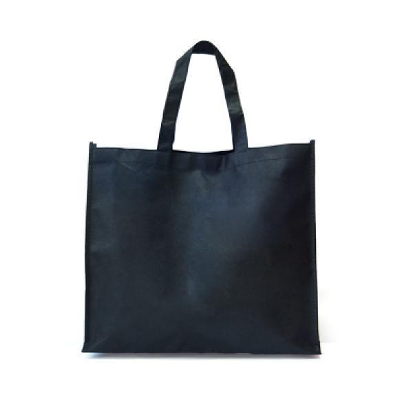 Landscape Non-Woven Bag Tote Bag / Non-Woven Bag Bags RACIAL HARMONY DAY TNW1001Blk