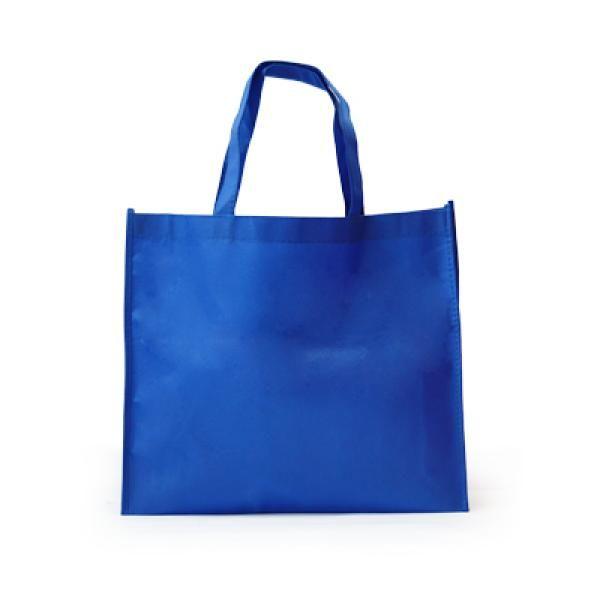 Landscape Non-Woven Bag Tote Bag / Non-Woven Bag Bags RACIAL HARMONY DAY TNW1001Blu