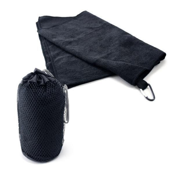 Onto-soft Microfibre Towel Towels & Textiles Towels YTW1006Blk