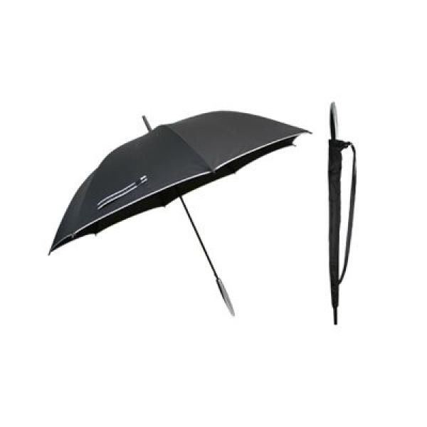 27' Auto Open Straight Umbrella with Strap Umbrella Straight Umbrella Best Deals UMS1500