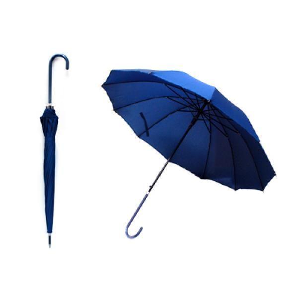 Vilala Auto Open Straight Umbrella Umbrella Straight Umbrella Best Deals HARI RAYA UMS1200Blu