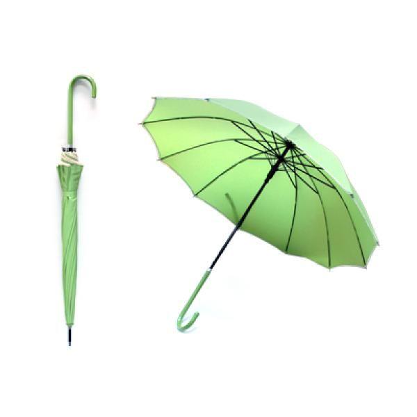 Vilala Auto Open Straight Umbrella Umbrella Straight Umbrella Best Deals HARI RAYA UMS1200Grn