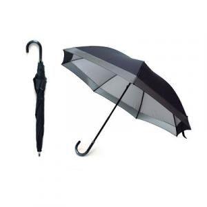 Ranklex 2 Fold Manual Open Straight Umbrella Umbrella Straight Umbrella Best Deals UMS1000
