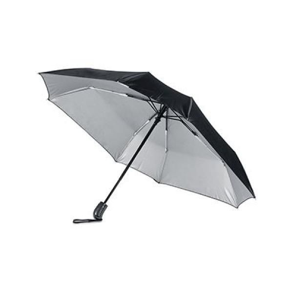 Biotam 3 Fold Square Shape Umbrella Umbrella Foldable Umbrellas UMF1103-BLK_3