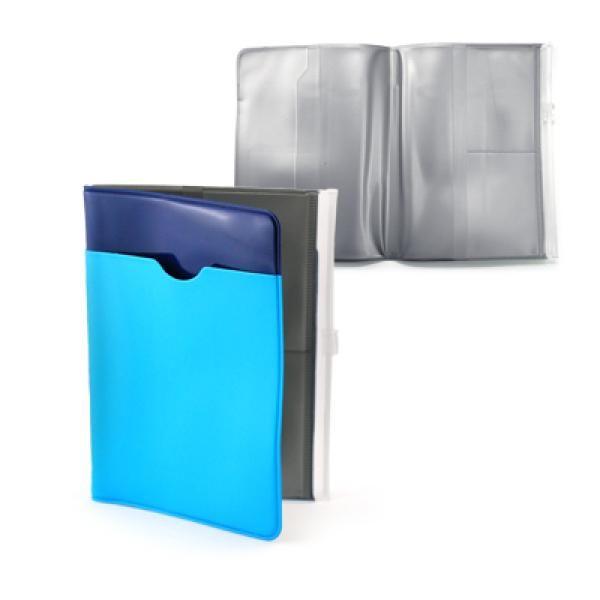 Kaytone PVC Passport Holder Travel & Outdoor Accessories Other Travel & Outdoor Accessories YLU1021Blu