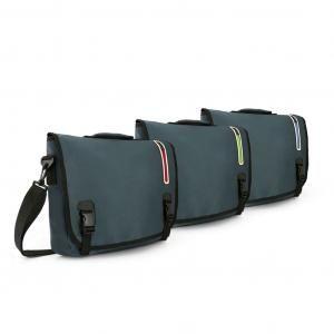 Coloured Zip Messenger Bag Other Bag Bags TSB1007-GRP