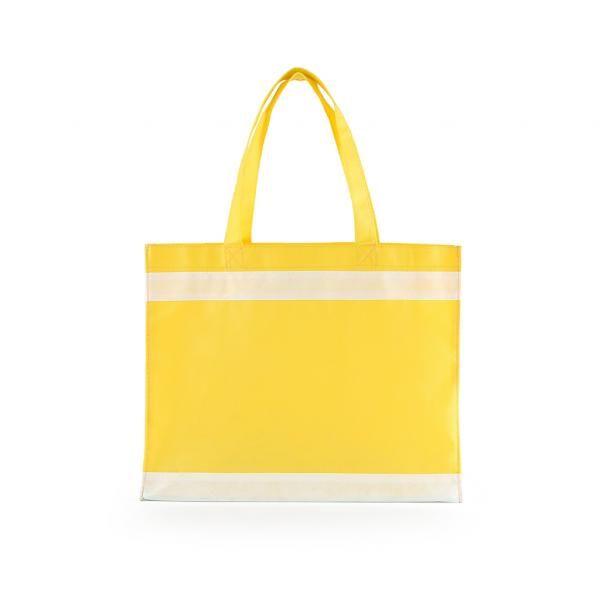 Non Woven Bag Tote Bag / Non-Woven Bag Bags TNW1007_YLWHD1
