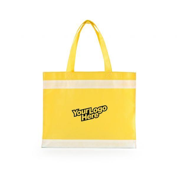 Non Woven Bag Tote Bag / Non-Woven Bag Bags TNW1007_YLWHD2
