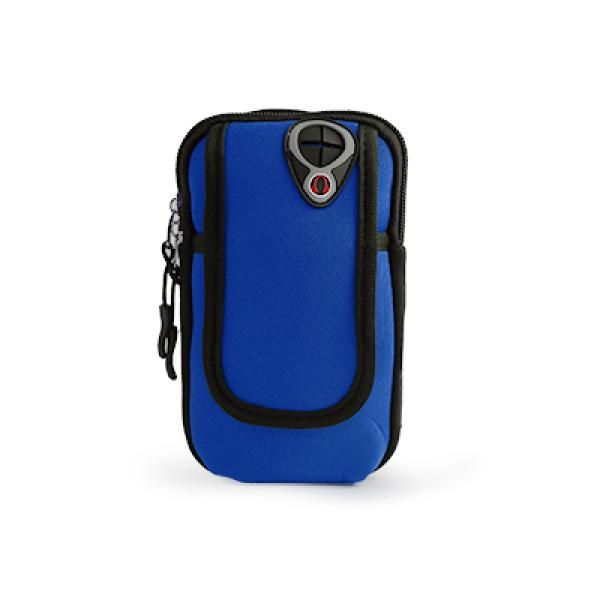 Sports Smartphone Armband Small Pouch Bags TSP1077_Thumb_Blu