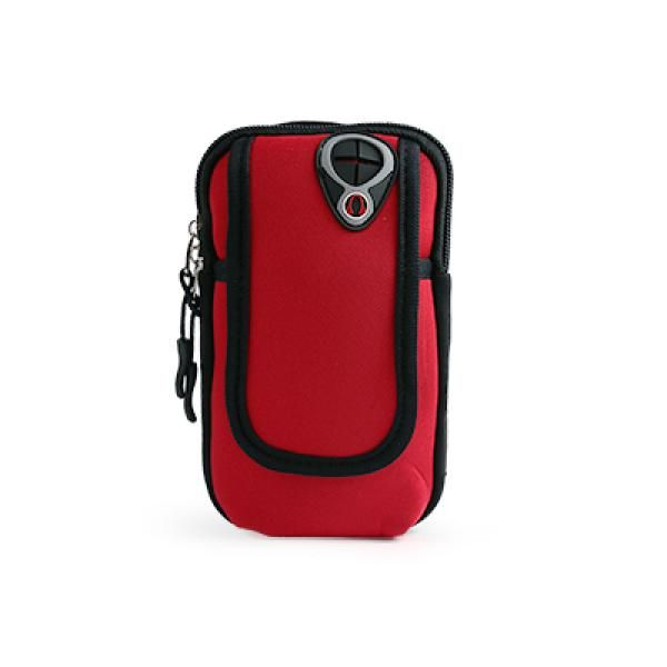 Sports Smartphone Armband Small Pouch Bags TSP1077_Thumb_Red