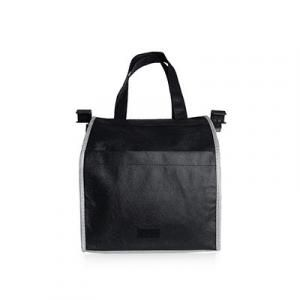 Sunlux Foldable Shopping Bag Tote Bag / Non-Woven Bag Bags Best Deals TNW1016-BLK