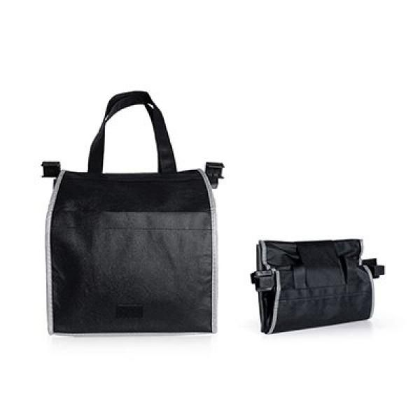 Sunlux Foldable Trolley Shopping Handbag Tote Bag / Non-Woven Bag Bags Best Deals Give Back TNW1016-BLK_4
