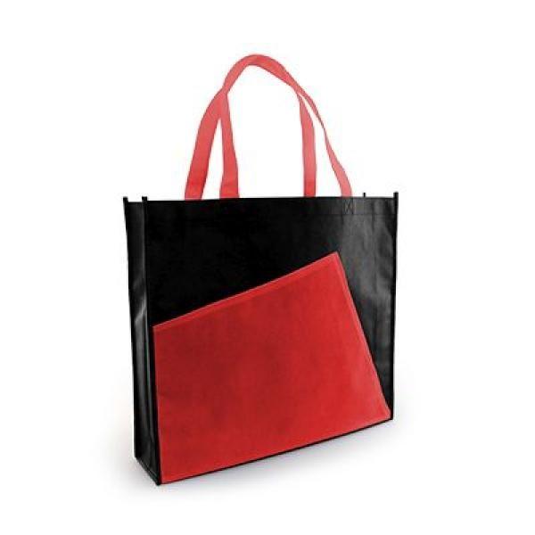 Tetix Non-Woven Bag Tote Bag / Non-Woven Bag Bags TNW1005RED_1