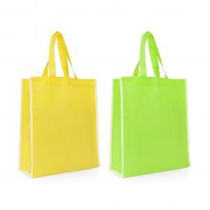 Two Tone Non Woven Bag Tote Bag / Non-Woven Bag Bags TNW1006-GRPHD