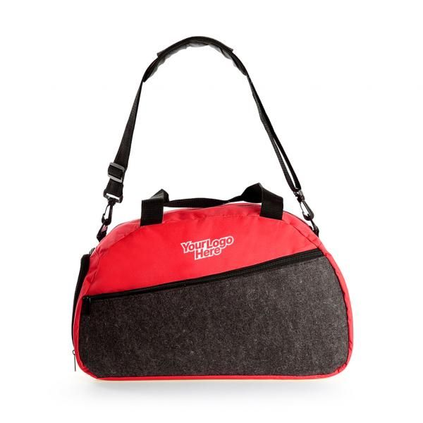 Weekenbd Travel Bag Travel Bag / Trolley Case Bags Best Deals TTB1503-RED-PGHD_2
