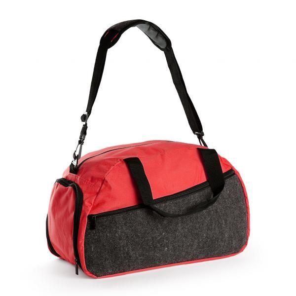 Weekenbd Travel Bag Travel Bag / Trolley Case Bags Best Deals TTB1503-RED-PGHD_3